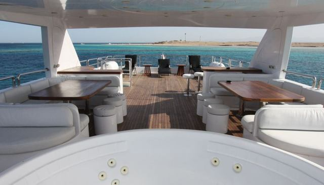 Seven Spices Charter Yacht - 2