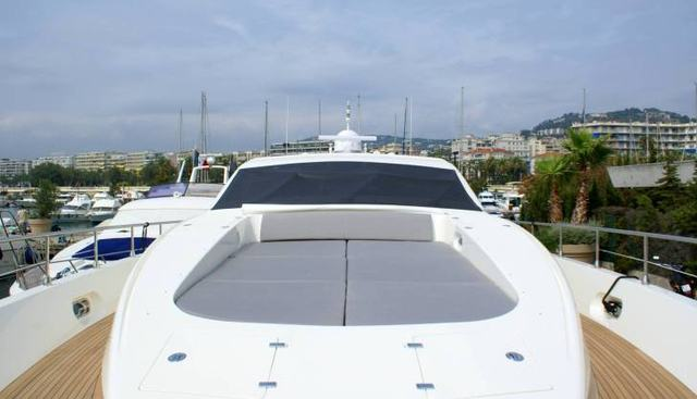 Sadelan II Charter Yacht - 4