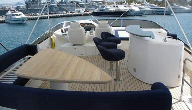 Aqua Libra Charter Yacht - 4