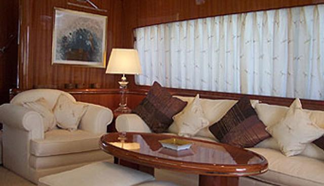 White Star Of London Charter Yacht - 5