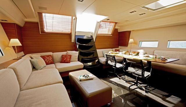 Wally Love Charter Yacht - 6