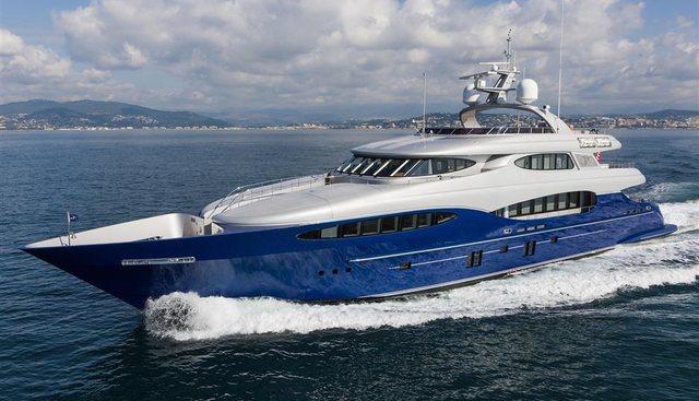 Hatt Mill Charter Yacht - 8