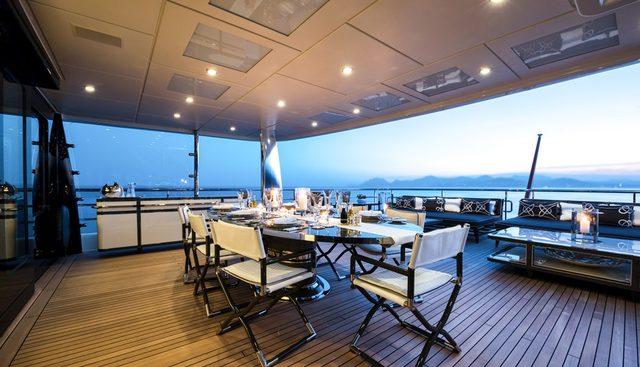 Elixir Charter Yacht - 4