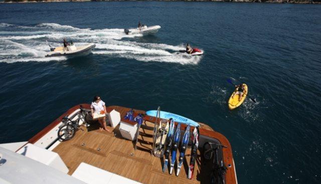 Daydream Charter Yacht - 5