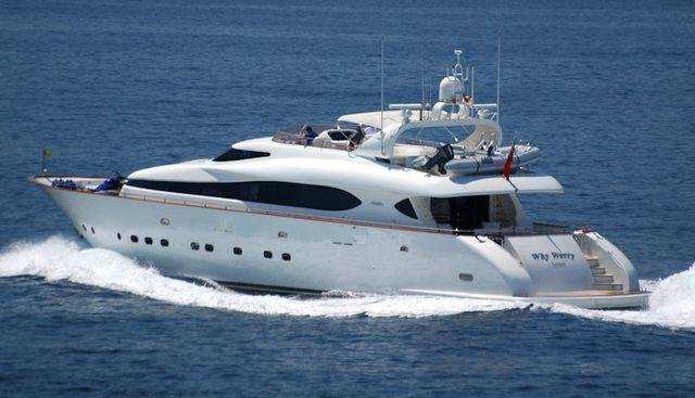 Why Worry Charter Yacht - 2