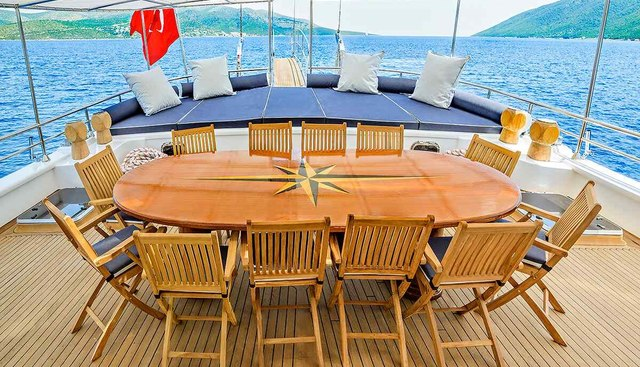 Bella Mare Charter Yacht - 3