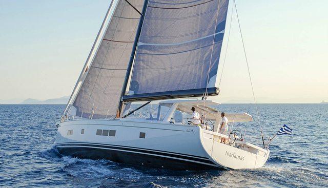 Nadamas Charter Yacht - 5