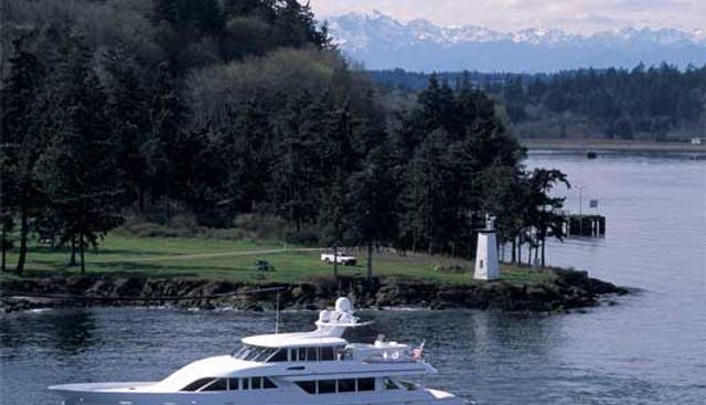 C Jewel Charter Yacht - 4