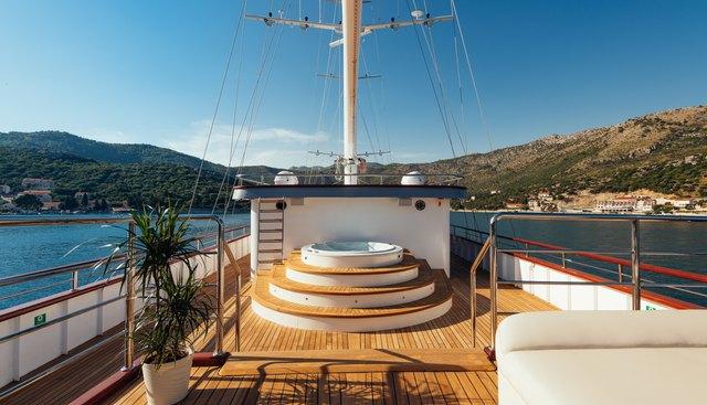 Corsario Charter Yacht - 2
