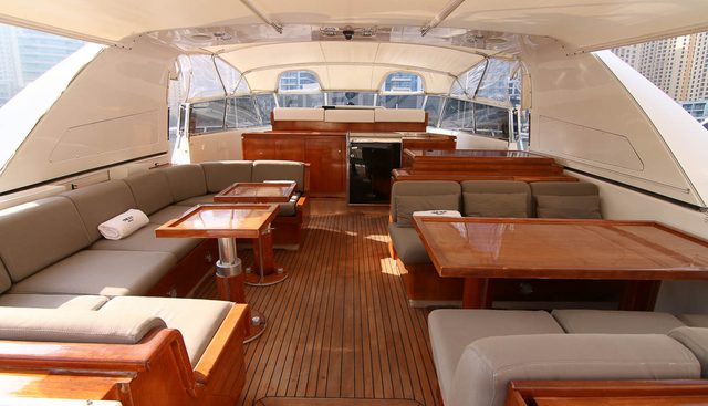 Time Out Monaco Charter Yacht - 4