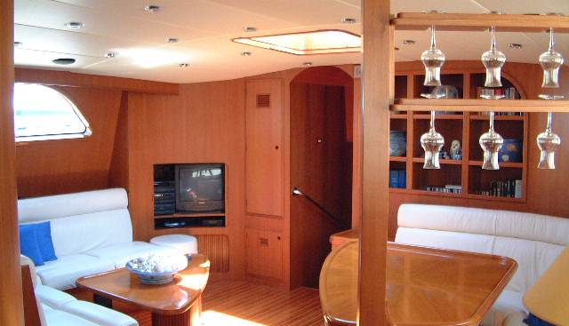 Sweet Sea Charter Yacht - 3