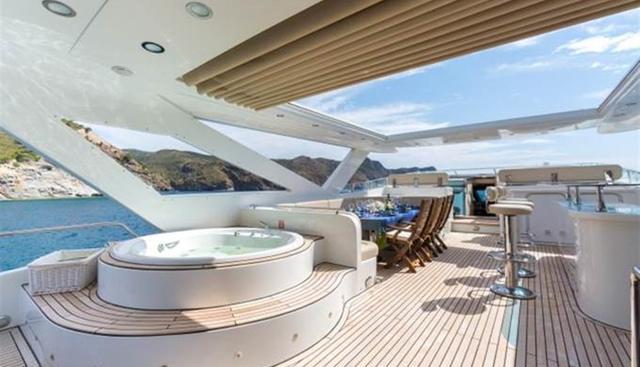 La Rosa Charter Yacht - 3