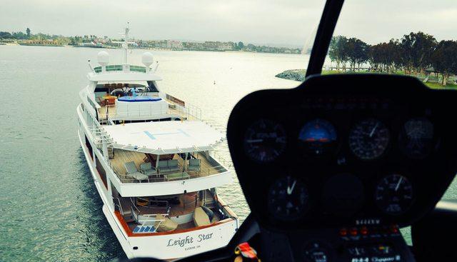 Leight Star Charter Yacht - 3