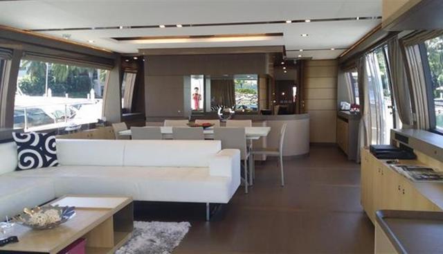 Ferretti 960 Charter Yacht - 4