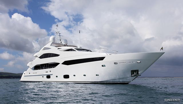 Tanvas Charter Yacht