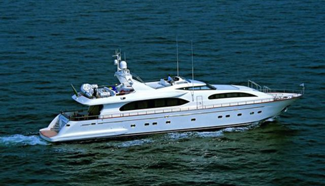 Keoma II Charter Yacht