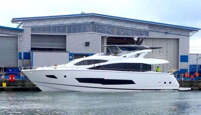 Roaming Spur Charter Yacht - 2