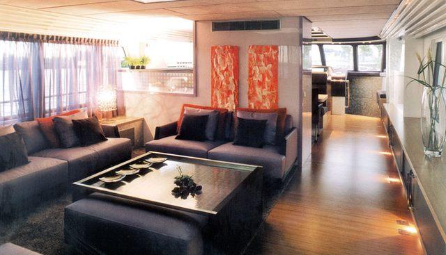 Pik II Charter Yacht - 3