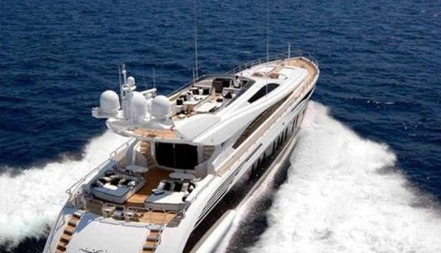 Pure One Charter Yacht - 3