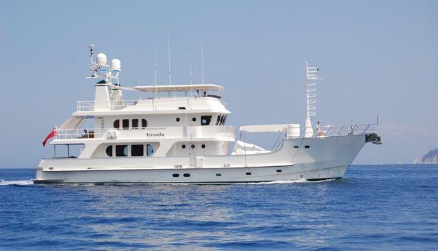 A.B. Normal Charter Yacht
