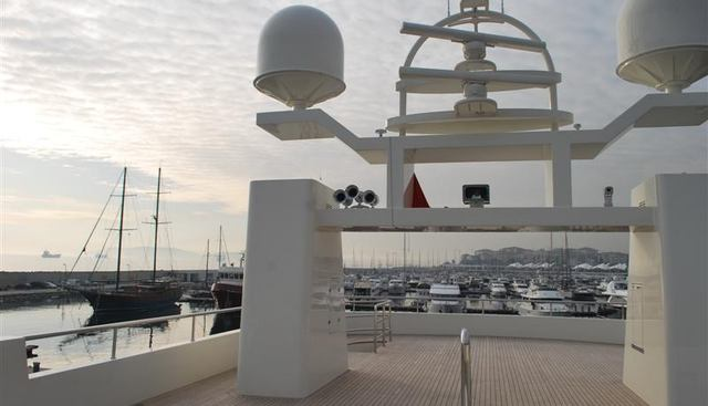 The Big Blue Charter Yacht - 2