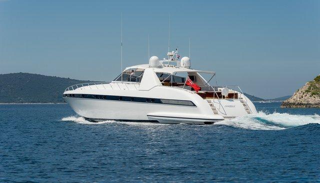 Speedy T Charter Yacht - 2