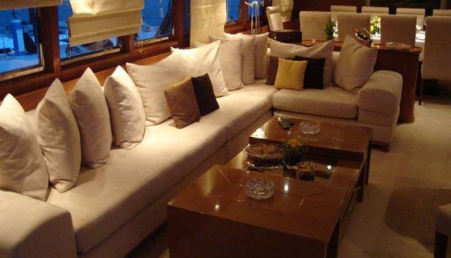 DESTINY 128 Charter Yacht - 5