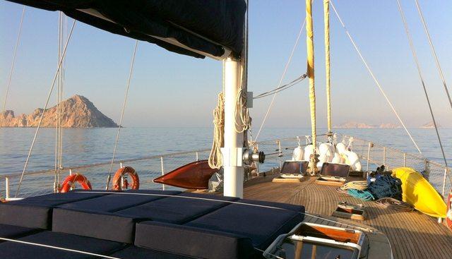 Hermes Charter Yacht - 4