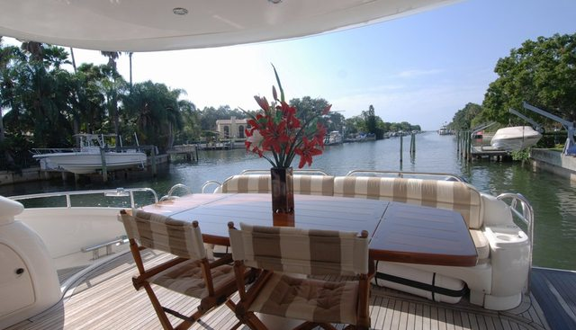 Carolina Dreamin Charter Yacht - 4