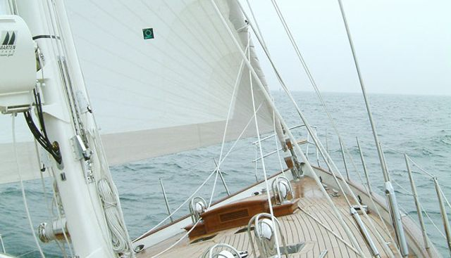 Kanteera Charter Yacht - 2
