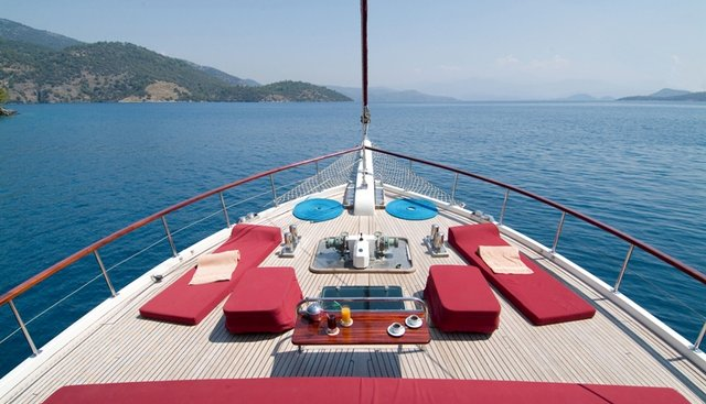 Kirke Charter Yacht - 3