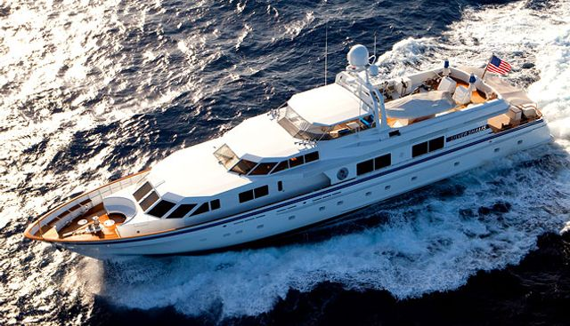 Lady Laura Charter Yacht - 2