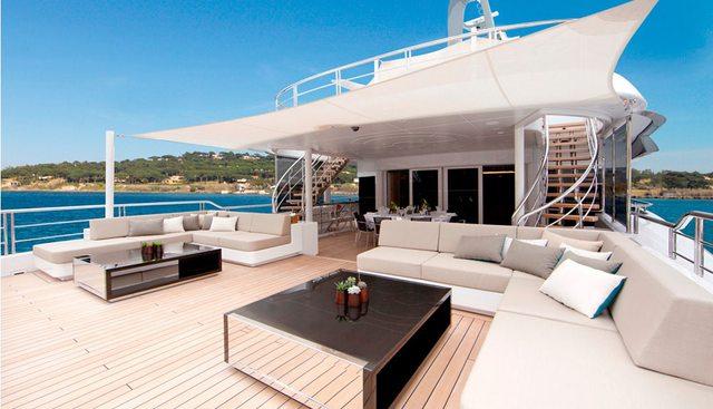 Mogambo Charter Yacht - 3