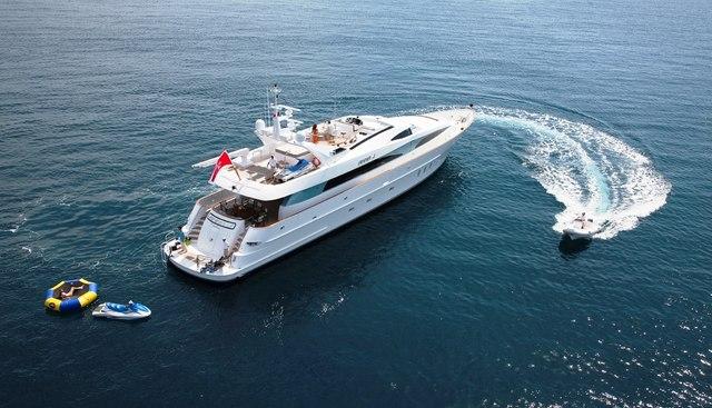 Strega Charter Yacht - 5