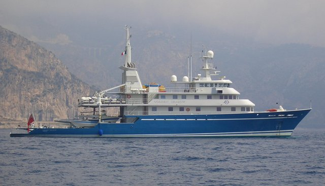 Blue Shadow Charter Yacht - 3