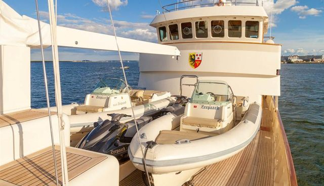 Zeepaard Charter Yacht - 2