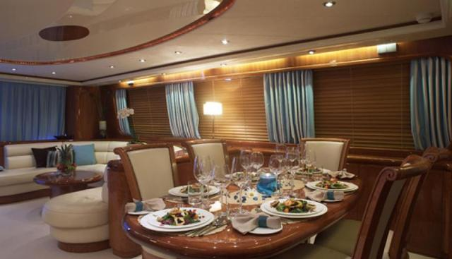Champagne O'Clock Charter Yacht - 7