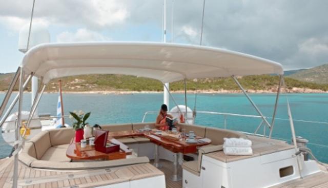 Victoria D Charter Yacht - 4