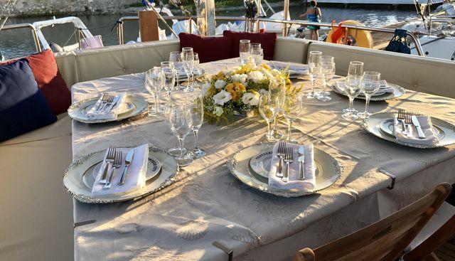 Montecristo Charter Yacht - 4
