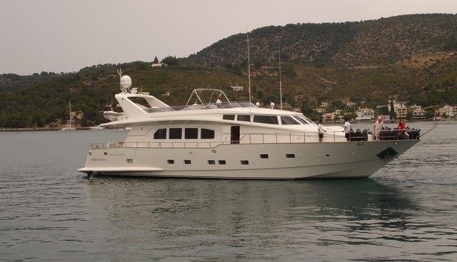 My Zoe Charter Yacht