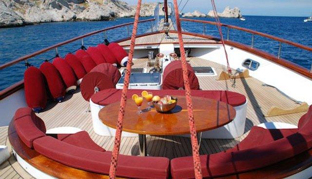 Akhenaton Charter Yacht - 4