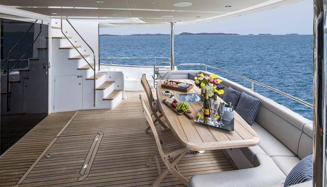 Nitsa Charter Yacht - 4
