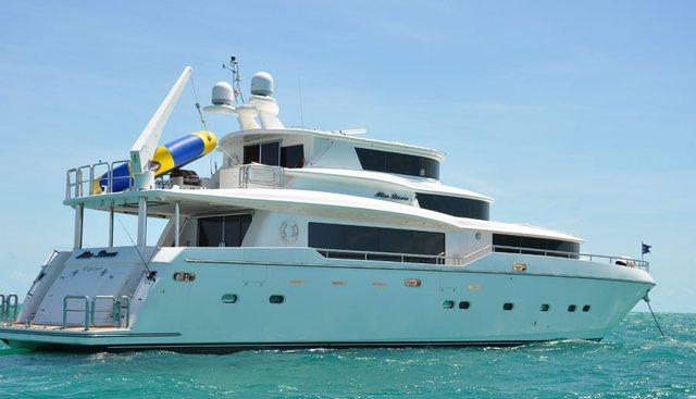 MIss Stress Charter Yacht - 3