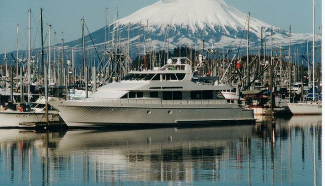 Mixer Charter Yacht