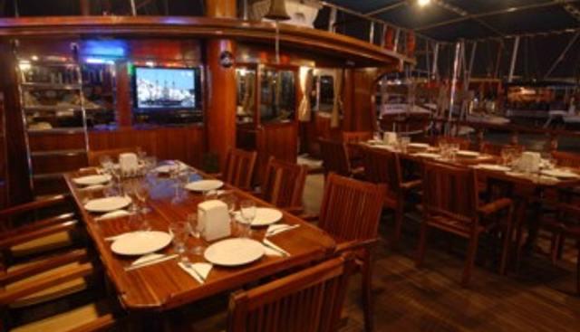 BAHRIYELI D Charter Yacht - 4