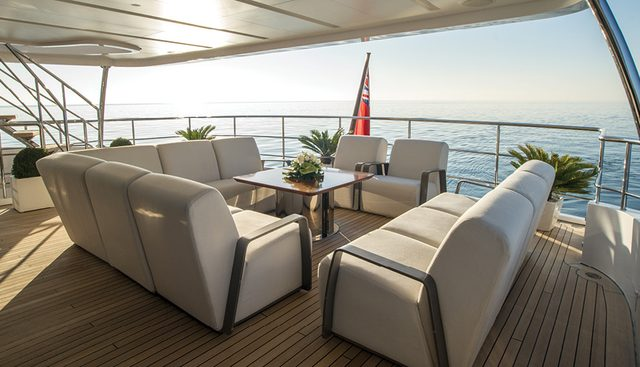 Soy Amor Charter Yacht - 5