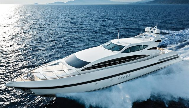 Mangusta 105 Charter Yacht - 3
