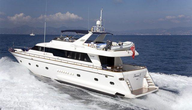 Famous V Charter Yacht - 2