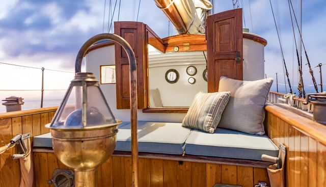 When and If Charter Yacht - 4