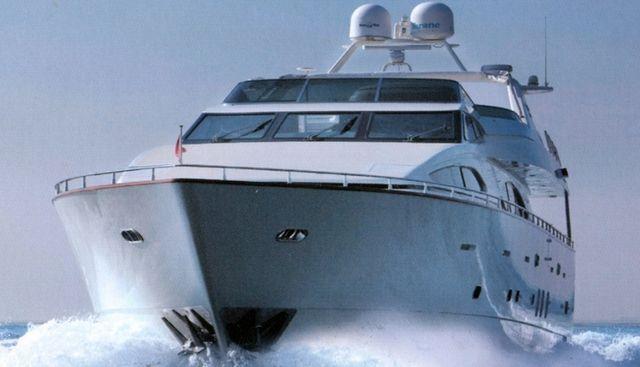 Ouzo Palace Charter Yacht - 2